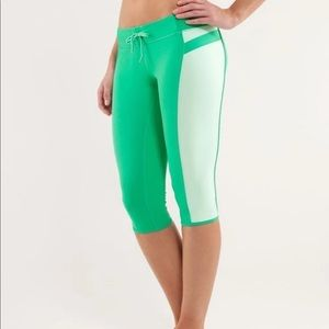 Lululemon Heat It Up Crop